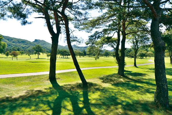 軽井沢72ゴルフコース