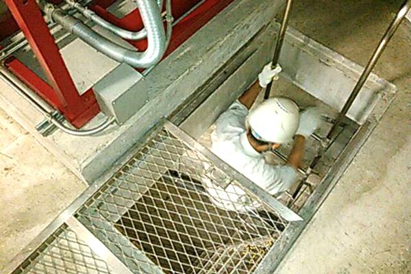 水道施設の保守管理