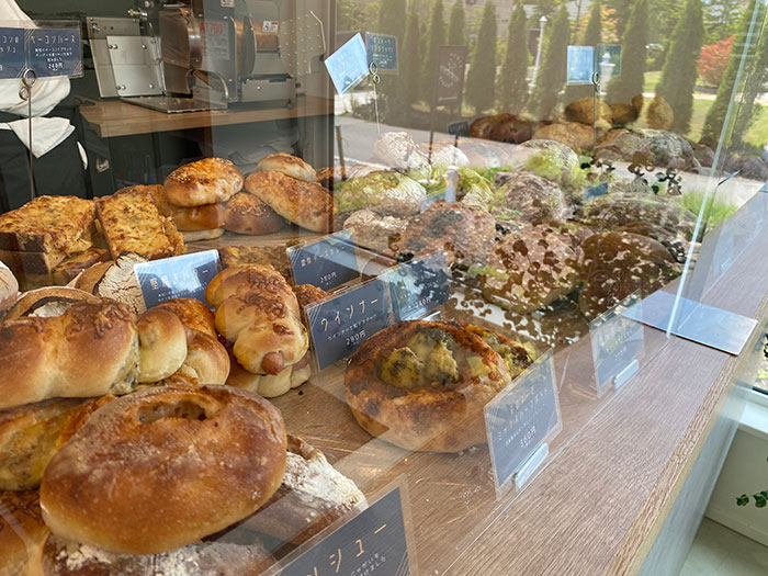 軽井沢のパン屋さん sioru bakery